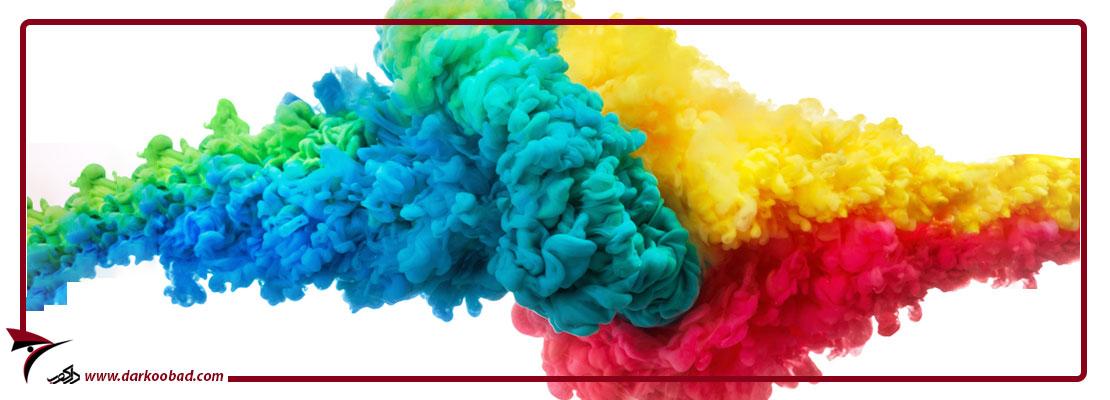 تأثیر رنگ ها در برندسازی
